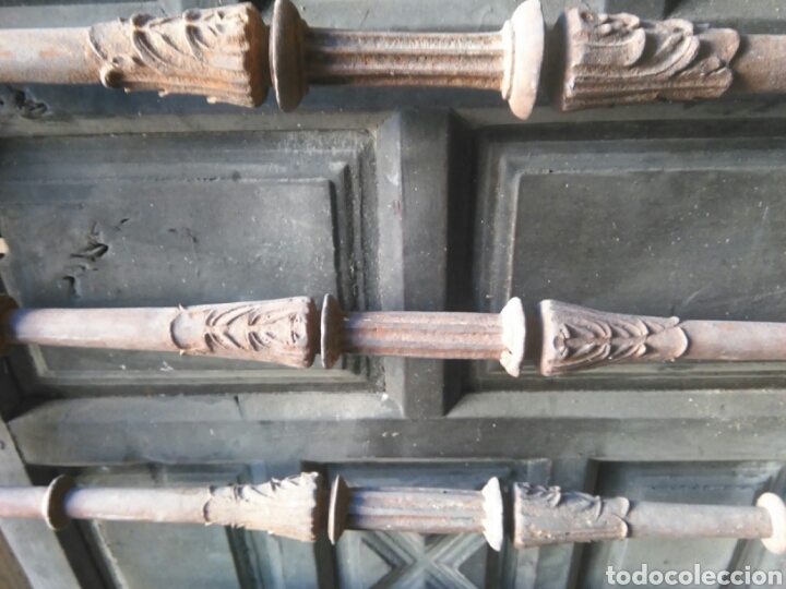 Antigüedades: Balaustrada siglo XVI - Foto 2 - 68735874