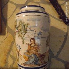 Antigüedades: MUY BELLO JARRON DE TALAVERA. Lote 68942077