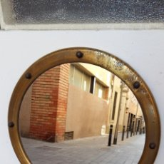 Antigüedades: OJO DE BUEY, VENTANA FIJA. DESGUACE NAVAL.. Lote 69041897
