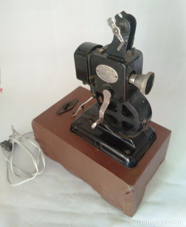 Antigüedades: PROYECTOR CINE PATHE KID - Foto 6 - 69258737