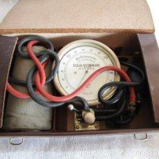 Antigüedades: TENSIOMETRO OSCILOMETRO DR. VON RECKLINGHAUSEN SCALA ALTERNANS ALTERA . Lote 69385969