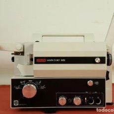 Antigüedades: PROYECTOR DE CINE EUMIG MODELO MARK S 807. INCLUYE ACCESORIOS. CIRCA 1970. . Lote 69481993