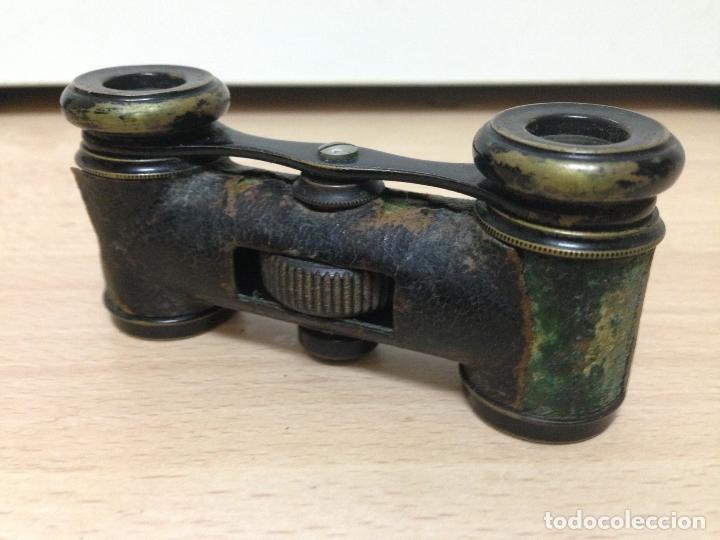 Antigüedades: ANTIGUOS BINOCULARES DE ÓPERA SIGLO XIX - XX - Foto 5 - 69535629