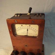 Amperímetro, años 20