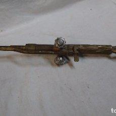 Antigüedades: ANTIGUO SOLDADOR CORTADOR SEO. Lote 69644673