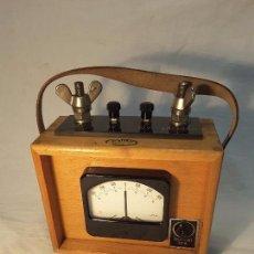 Amperímetro, años 50
