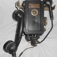 Teléfonos: ANTIGUO TELÉFONO TRANSMISORA, PARA RESTAURAR. Lote 69665589