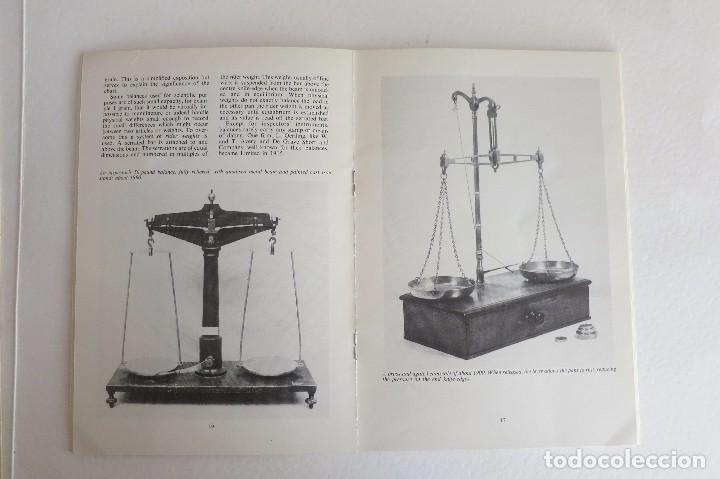 Antigüedades: balanzas inglesas de J T Graham - Foto 2 - 69777157