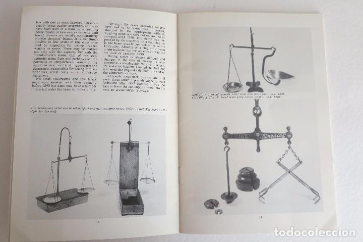 Antigüedades: balanzas inglesas de J T Graham - Foto 3 - 69777157