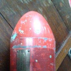 Antigüedades: SIRENA BARCO NAVAL JAPON ASAHI MOTOR SIREN ELECTRIC CO LTD 100V JAPAN 1960. Lote 69868253