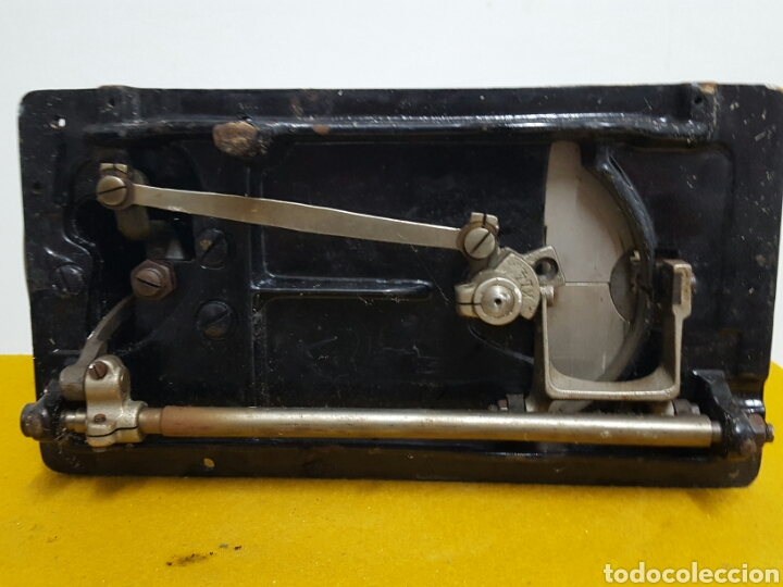 Antigüedades: Antigua máquina de coser. - Foto 7 - 70006117