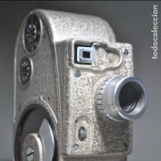 Antigüedades: CAMARA DE CINE O TOMAVISTAS BELL & HOWELL 605 DOUBLE RUN EIGHT. Lote 70314657
