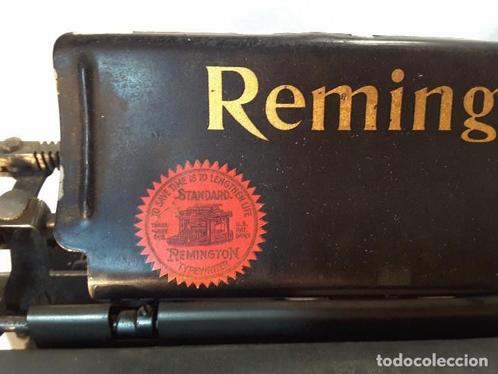 Antigüedades: Remington modelo 12 de los años 20 - Foto 2 - 70322549