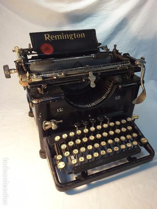 Antigüedades: Remington modelo 12 de los años 20 - Foto 4 - 70322549