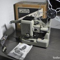 Antigüedades: PROYECTOR EUMIG P8 - FUNCIONANDO - VER VIDEO. Lote 70327861