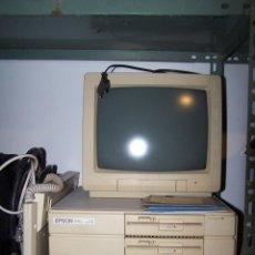 Antigüedades: EPSON PC J3. Lote 70395505