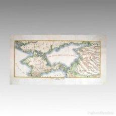 Antigüedades: EL MAR DE AZOF. RUSIA. - RUSSELL, J.. Lote 54239447