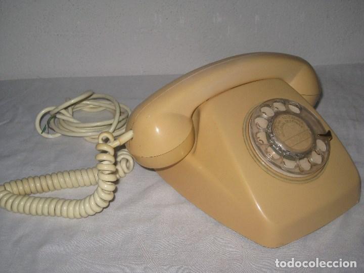 TELÉFONO ANTIGUO (CITESA- MÁLAGA) (Antigüedades - Técnicas - Teléfonos Antiguos)