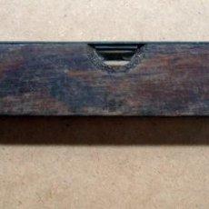 Antigüedades: ANTIGUO NIVEL DE ALBAÑILERIA. Lote 71031301