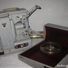 Antigüedades: ANTIGUO PROYECTOR RECORD, MALEX, ERCSAM. 8MM. AÑOS 50. Lote 71179993