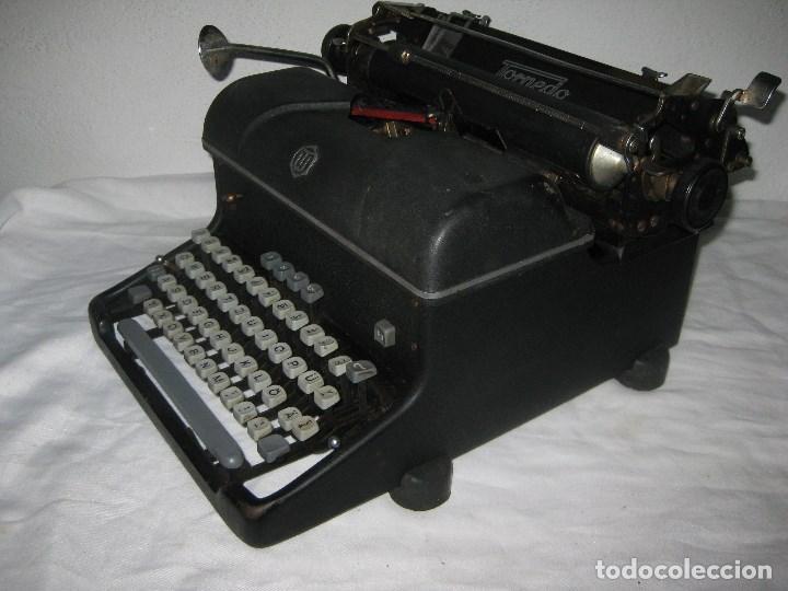 Antigüedades: Maquina escribir antigua (Torpedo) - Foto 4 - 71186873