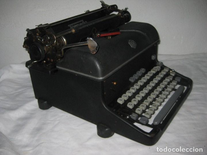 Antigüedades: Maquina escribir antigua (Torpedo) - Foto 5 - 71186873