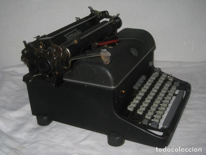 Antigüedades: Maquina escribir antigua (Torpedo) - Foto 9 - 71186873