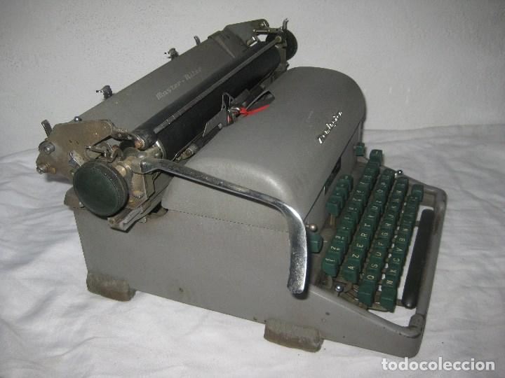 Antigüedades: Maquina escribir antigua (Remington) - Foto 6 - 71187237