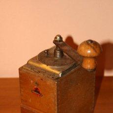 Antigüedades: MOLINILLO DE CAFE ESTRECHO MARCA ZASSENHAUS. Lote 71190053
