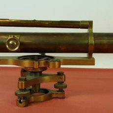 Antigüedades: TEODOLITO DE PRECISION COOKE TROUGHTON SIMS. INGLATERRA. PRINCIPIOS SIGLO XX.. Lote 67096389
