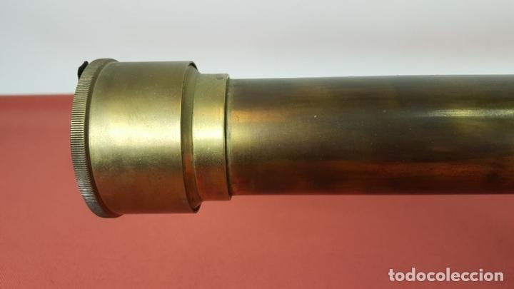 Antigüedades: TEODOLITO DE PRECISION COOKE TROUGHTON SIMS. INGLATERRA. PRINCIPIOS SIGLO XX. - Foto 13 - 67096389