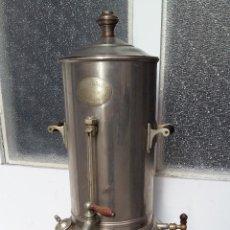 Antigüedades: CALENTADOR PARA CAFETERA DE PERCOLACION. PPIOS S. XX.. Lote 71452175