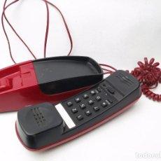 Teléfonos: TELÉFONO TIPO GÓNDOLA COLOR BURDEOS. Lote 71500687