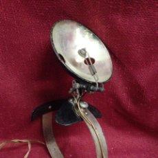 Antigüedades: ANTIGUO REFLECTOR MEDICO AÑOS 40-50. Lote 71944783
