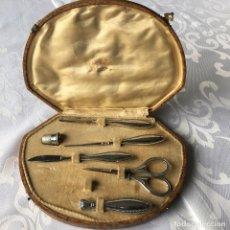 Antigüedades: BONITA CAJA DE COSTURA. NICE SEWING BOX.. Lote 72026023