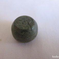 Antigüedades: PONDERAL BYZANTINO. Lote 72039439