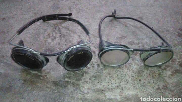 ea477ec6d1 2 gafas de soldador,climax tono 6,,veerr - Sold at Auction - 72071809
