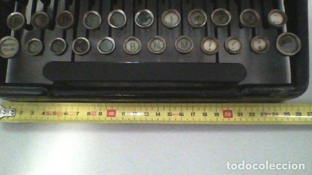 Antigüedades: Máquina de escribir L.C. Simth - Foto 10 - 51881880