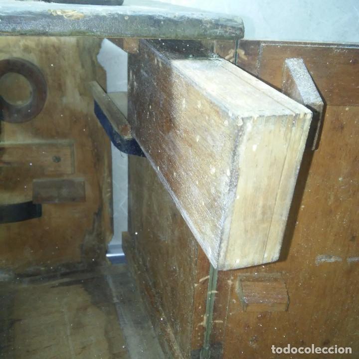 Antigüedades: TEODOLITO DE BRONCE , TOPOGRAFO SUIZO AARAU DE KERN & CO. EN SU CAJON DE MADERA ORIGINAL * IMPECABLE - Foto 37 - 72261887