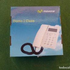 Teléfonos: TELÉFONO NUEVO DOMO 1 CLASS DE TELEFÓNICA. Lote 72304903