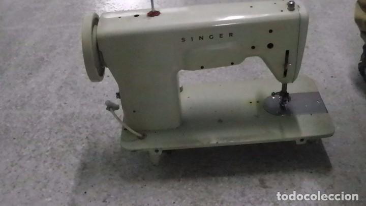 Antigüedades: Maquina de coser Singer - Foto 2 - 72337863