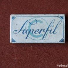 Antigüedades: HOJA DE AFEITAR SUPERFIL CA. 1948. Lote 72410571