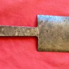Antigüedades: CURIOSA HERRAMIENTA. ENVIO CERTIFICADO INCLUIDO EN EL PRECIO.. Lote 72775539