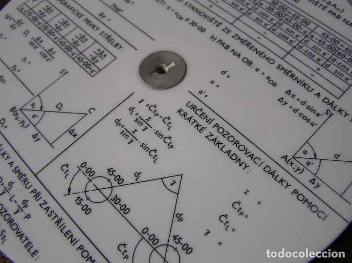 Antigüedades: REGLA DE CALCULO CIRCULAR FUNDA INSTRUCCIONES logaritmického po?ítadla 1 SLIDE RULE RECHENSCHIEBER - Foto 19 - 73081783
