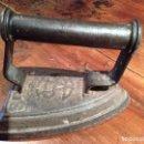 Antigüedades: PLANCHA DE HIERRO, NÚM. 5. Lote 73585667