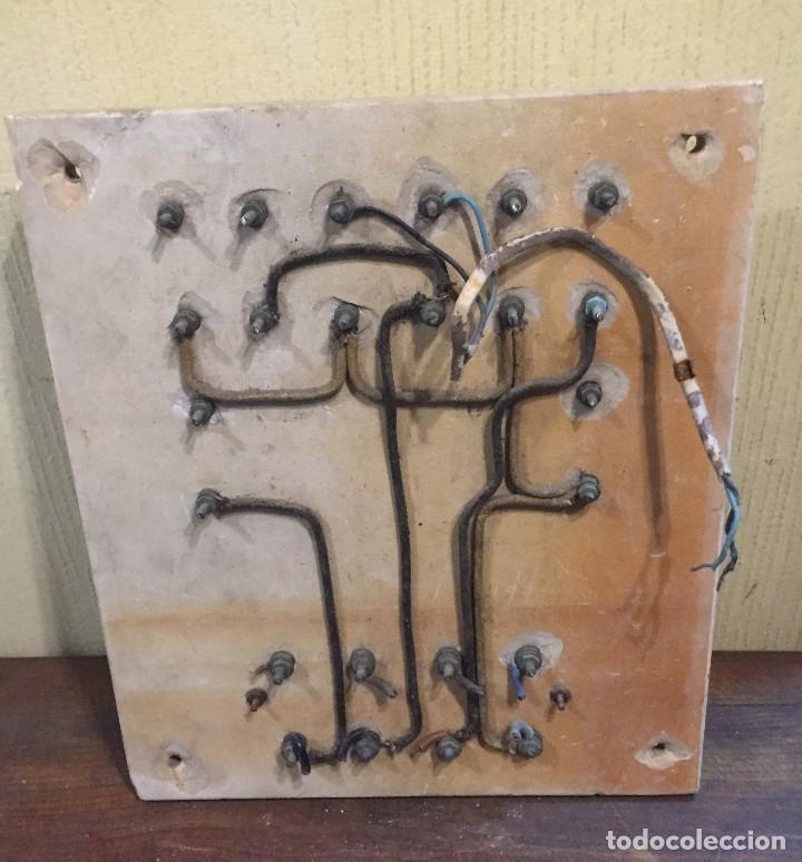 Antigüedades: Cuadro eléctrico grande - Foto 4 - 73695091
