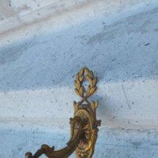 Antigüedades: PERCHERO SOBRE DORADO TIPO IMPERIO ANTIGUO,SIGLO XIX APROX. Lote 73735059