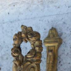 Antiquitäten - PERCHERO SOBRE DORADO TIPO IMPERIO ANTIGUO,SIGLO XIX APROX - 73737155
