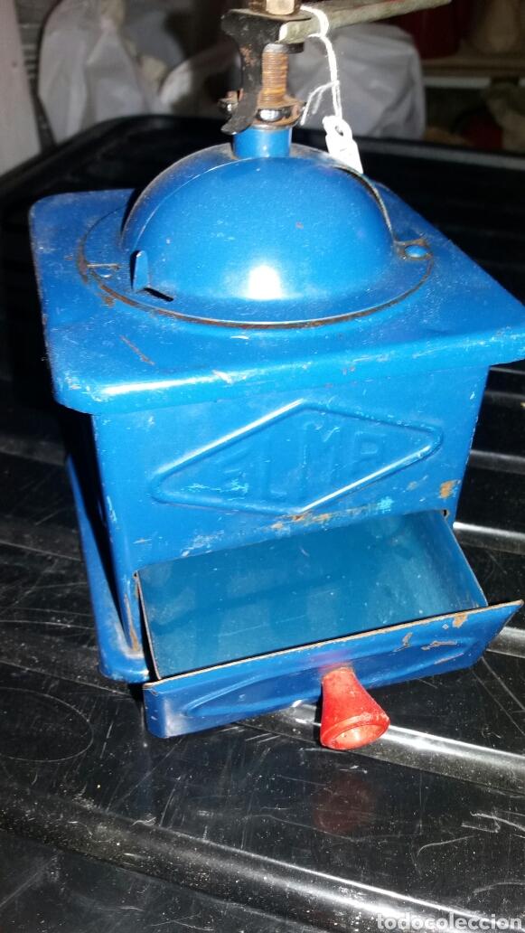 Antigüedades: Molinillo metalico Elma - Foto 4 - 73922442