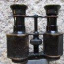 Antigüedades: PRISMATICOS ALEMANES DE HIPICA CAMPO ETC 'SCHLOTERMANN BERLIN ' HACIA 1920 EN USO + INFO. Lote 73941483